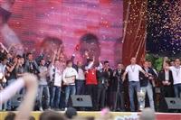 """""""Арсенал"""" в Центральном парке. 16 мая 2014, Фото: 71"""