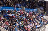 Женский хоккейный матч Канада-Финляндия. Зимняя Олимпиада в Сочи, Фото: 2