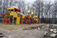 Ремонтные работы в ЦПКиО им. Белоусова, Фото: 49