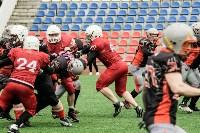 Матч по американскому футболу между «Тарантула» и «Витязь», Фото: 14