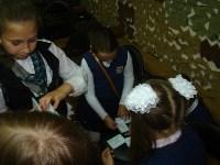Тульские школьники попробовали фронтовой хлеб, Фото: 18
