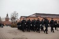 Митинг сотрудников ОВД в Тульском кремле, Фото: 87