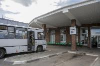 Тульские спасатели продезинфицировали автовокзал «Восточный», Фото: 53
