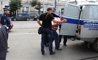 """Задержание преступников у ТЦ """"Гостиный Двор"""", Фото: 12"""