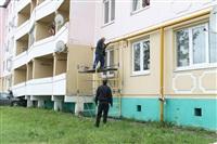 Снесшую пять балконов веневскую автоледи лишат прав, Фото: 3