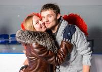 """""""Ночной лёд"""" в честь Дня святого Валентина, Фото: 10"""