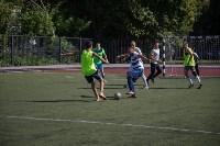 В Туле прошла спартакиада спасателей по мини-футболу, Фото: 10