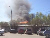 Пожар в военной части 6 мая 2015 , Фото: 3