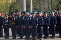 День Тульской дивизии ВДВ: на площади Ленина приземлились парашютисты, Фото: 47