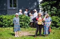 В Советске открыли мемориал, Фото: 16