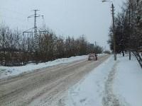 Туляки жалуются на нечищеные дороги, Фото: 1