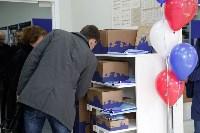 В Туле открылось первое почтовое отделение нового формата, Фото: 35