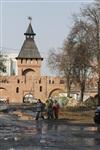 Реконструкция Тульского кремля. 11 марта 2014, Фото: 30