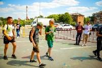 В Туле прошел фестиваль красок и летнего настроения, Фото: 100