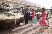 Звёзды Первого канала устроили концерт в военной части, Фото: 9