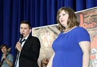 В Туле выступили победители шоу Comedy Баттл Саша Сас и Саша Губин, Фото: 12