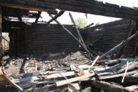 Сгоревший в Алексине дом, Фото: 2
