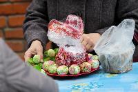 Туляки освящают пасхи и куличи, Фото: 64