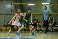 Тульские баскетболисты «Арсенала» обыграли черкесский «Эльбрус», Фото: 64