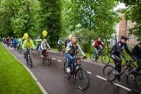 В Туле прошел большой велопарад, Фото: 64