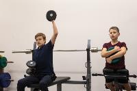 В Туле после капитального ремонта открыли спортшколу олимпийского резерва «Юность», Фото: 26