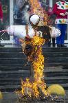Широкая Масленица с Тульским цирком: проводы зимы прошли с аншлагом, Фото: 45