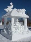 Фестиваль снежной скульптуры в Китае, Фото: 5