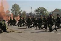 Военный парад в Туле, Фото: 29