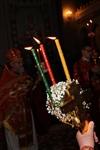 Пасхальная служба в Успенском соборе. 20.04.2014, Фото: 42
