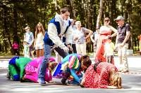 Свадьба в подарок. ЦПКиО. 9.08.2015, Фото: 20