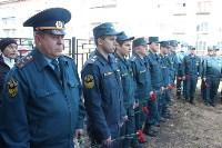Открытие памятных досок героям-пожарным, Фото: 6