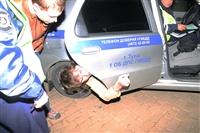 В Туле гаишники устроили погоню за пьяным., Фото: 7