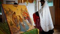 Крещение жителей Новомосковска, Фото: 45