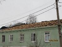 Сорвало крышу в Алексине. 30.03.2015, Фото: 7