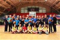 В Туле прошло необычное занятие по баскетболу для детей-аутистов, Фото: 47