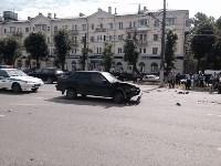 Массовое ДТП на проспекте Ленина, Фото: 8