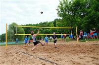 Пляжный волейбол в парке, Фото: 38