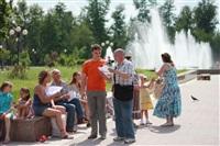 В Туле прошел флешмоб «Читающий парк», Фото: 27