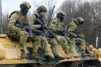 Стрельба, БТР и спасение раненых: в Тульской области бойцы Росгвардии неделю жили в лесу, Фото: 40