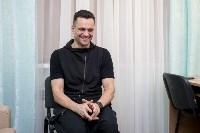 Интервью с актером Дмитрием Миллером, Фото: 3