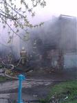 В Туле загорелся дом, Фото: 12