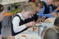 В Туле продолжается модернизация школьных столовых, Фото: 25