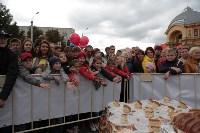 Гигантский гамбургер на площади, Фото: 131