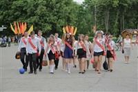 Последний звонок 2013: праздник от ТулГУ, Фото: 6