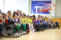 Чемпионат России по баскетболу на колясках в Алексине., Фото: 12