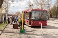 Конкурс водителей троллейбусов, Фото: 91