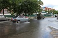 """Рынок """"Южный"""" затопило, Фото: 23"""