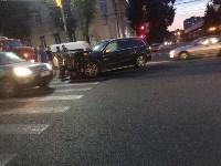 В результате ДТП на проспекте Ленина госпитализированы трое, Фото: 5