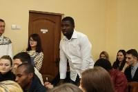 Встреча Сергея Харитонова со студентами ТулГУ, Фото: 4