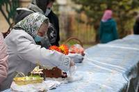 Туляки освящают пасхи и куличи, Фото: 43